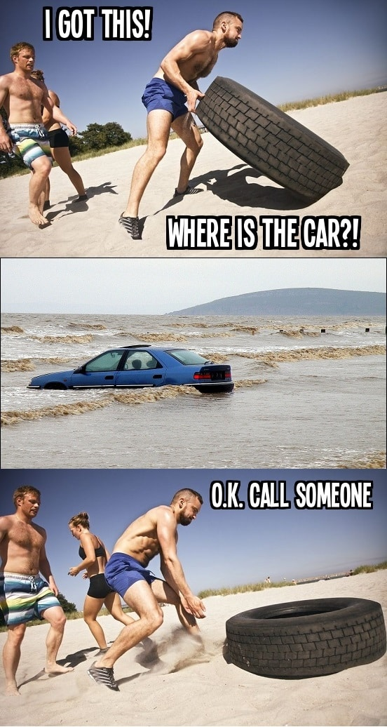 towing austin pros meme