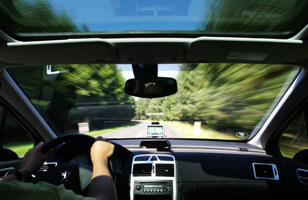 know the risks in long distance driving